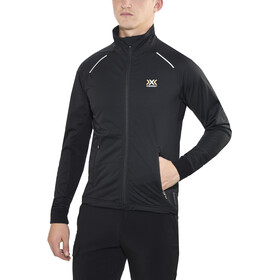 X-Bionic Cross Country SphereWind Light Jacket Men Black